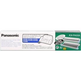 ORIGINAL Panasonic nastro a trasferimento termico  KX-FA55X  Nastro Trasferimento Termico