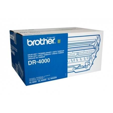 ORIGINAL Brother Tamburo nero DR-4000  ~30000 Seiten