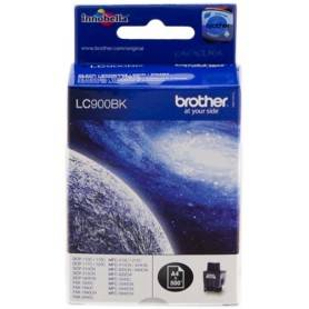ORIGINAL Brother Cartuccia d'inchiostro nero LC900bk LC-900 ~500 Seiten