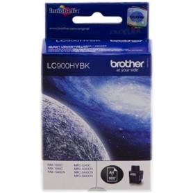 ORIGINAL Brother Cartuccia d'inchiostro nero LC900hybk LC-900 ~900 Seiten