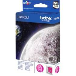 ORIGINAL Brother Cartuccia d'inchiostro magenta LC1000m LC-1000 ~400 Seiten
