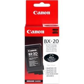 ORIGINAL Canon Cartuccia d'inchiostro nero BX-20 0896A002 ~1050 Seiten