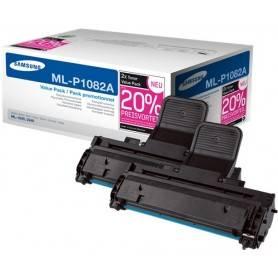 ORIGINAL Samsung toner nero MLT-P1082A  twin pack