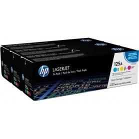 ORIGINAL HP Multipack c/m/y CF373AM 125A CB541A + CB542A + CB543A