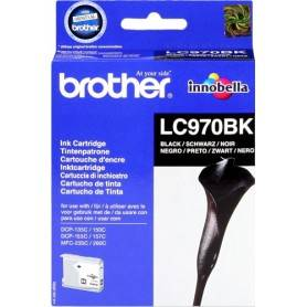 ORIGINAL Brother Cartuccia d'inchiostro nero LC970bk LC-970 ~350 Seiten